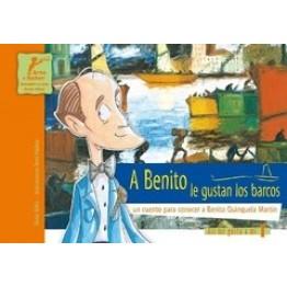 Libro - A Benito Le Gustan Los Barcos