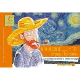 Libro -  A Vincent Le Gustan Los Colores