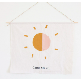 Banner de Lienzo Sol