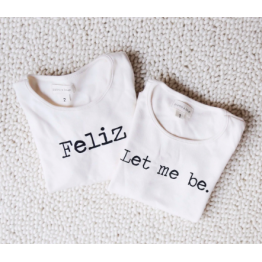 Remera Let Me Be