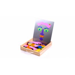 Caja Imantada
