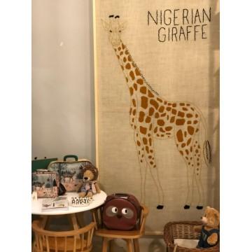 Cuadro Nigerian Giraffe