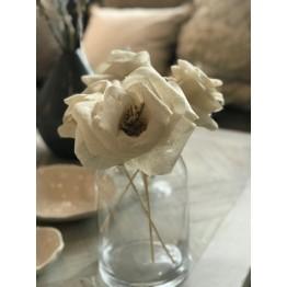 Flor de Gasa Mediana