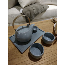 Set de Te de Porcelana