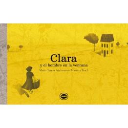Libro - Clara y el Hombre en la Ventana
