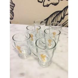 Set x 6 de Jarritos de Café