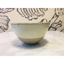 Bowl Mediano Crema Irregular