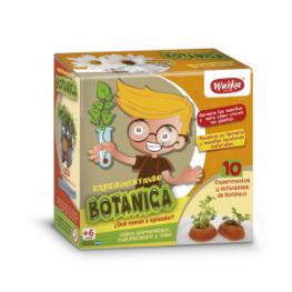 Experimentando Botanica
