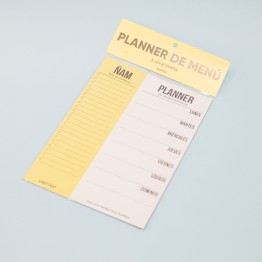 Menú Planner