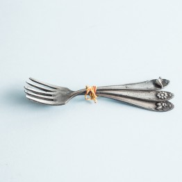 Set de 3 Tenedores de Postre