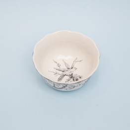 Bowl Grey Dove X6