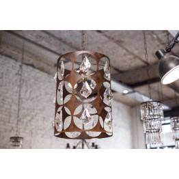 Lámpara Recycle Círculos